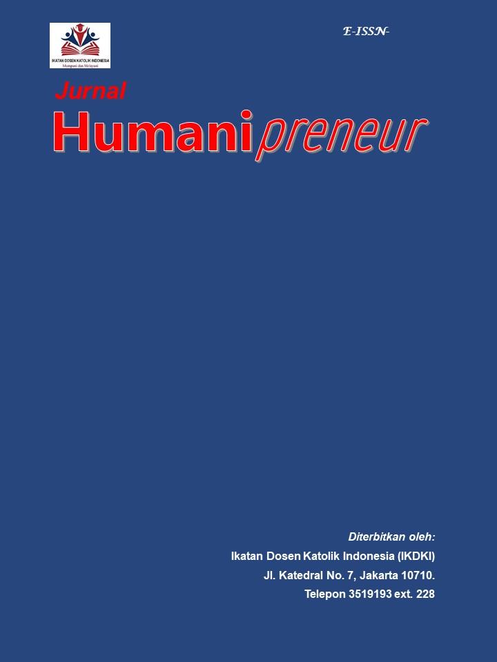 View Vol. 1 No. 1 (2020): Jurnal Humanipreneur